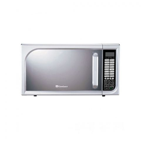 Dawlance Convection Microwave Oven, 38 Liters, Silver, DW-380C
