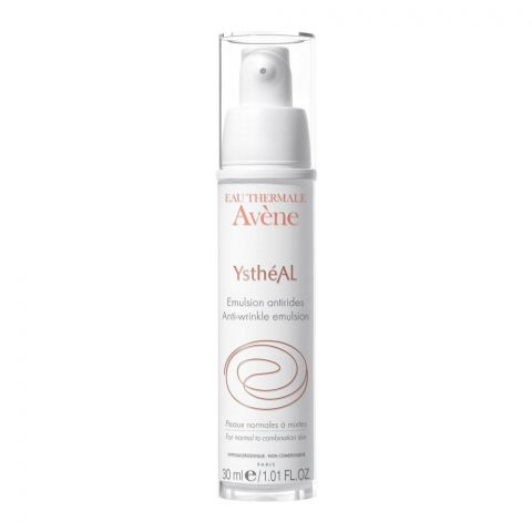 Avene Ystheal Anti-Aging Anti-Wrinkle Cream, 30ml
