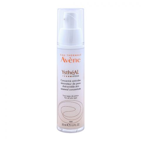 Avene Ystheal Anti-Wrinkle Skin Renewal Concentrate