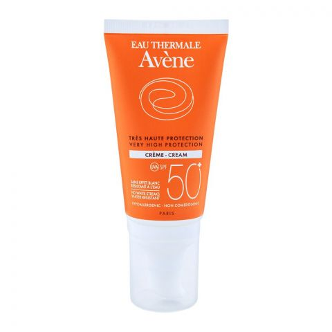 Avene Very High Protection UVA SPF 50+ Cream, 50ml