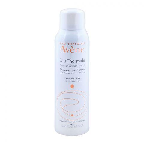 Avene Thermal Spring Water, Soothing Calming Facial Mist Spray, Sensitive Skin, 150ml