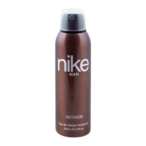 Nike Man Vetiver Deodorant Spray, 200ml