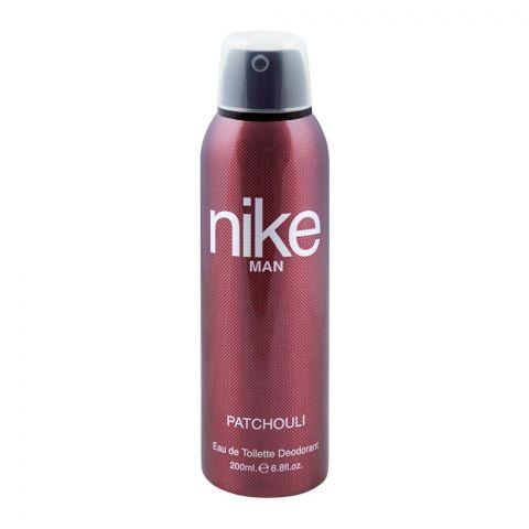 Nike Man Patchouli Deodorant Spray, 200ml