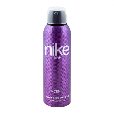Nike Man Incense Deodorant Spray, 200ml
