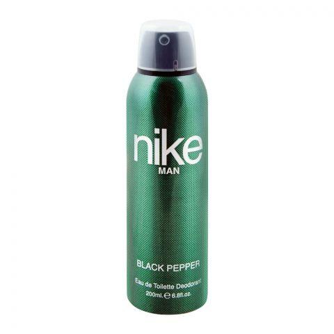 Nike Man Black Pepper Deodorant Spray, 200ml