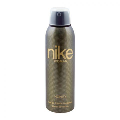 Nike Woman Honey Deodorant Spray, 200ml