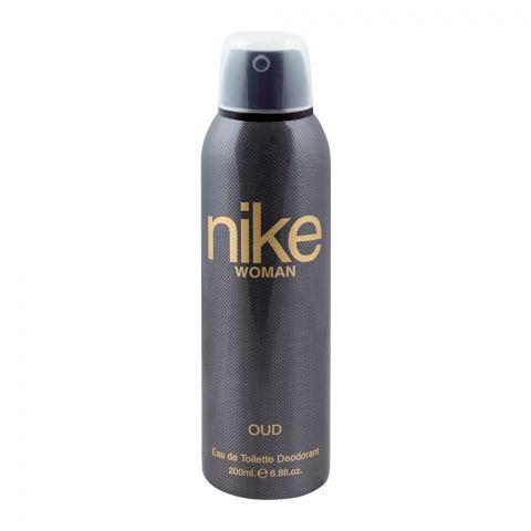 Nike Woman Oud Deodorant Spray, 200ml