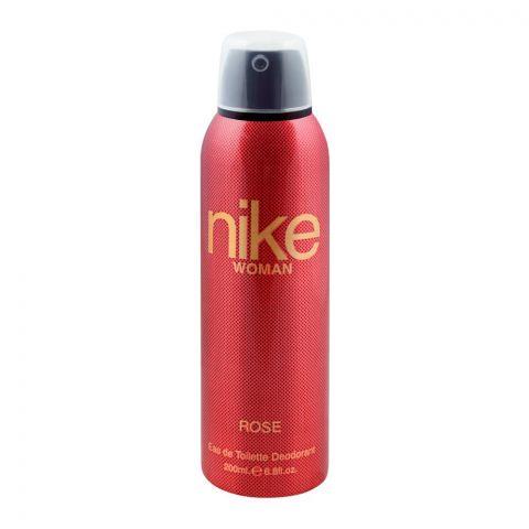 Nike Woman Rose Deodorant Spray, 200ml