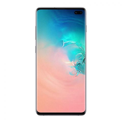 Samsung Galaxy S10+ 128GB, White, SM-G975F