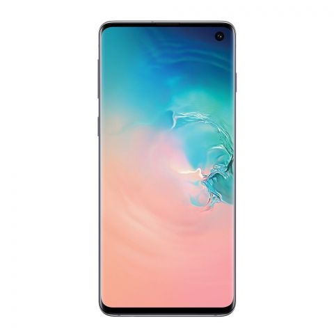 Samsung Galaxy S10 128GB, White, SM-G973F