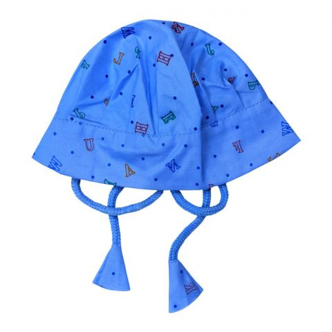 Angel's Kiss Dori Baby Cap, Blue