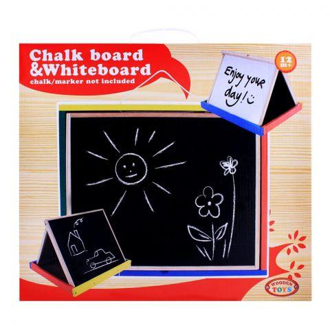 Live Long Chalk Board & White Board, 176852
