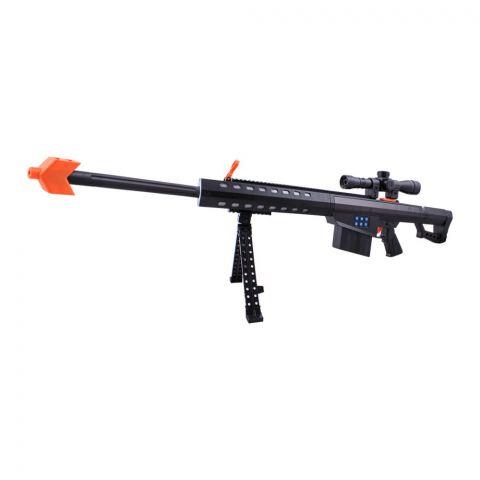 Live Long Barrit Sound Gun Toy, 998-01-A