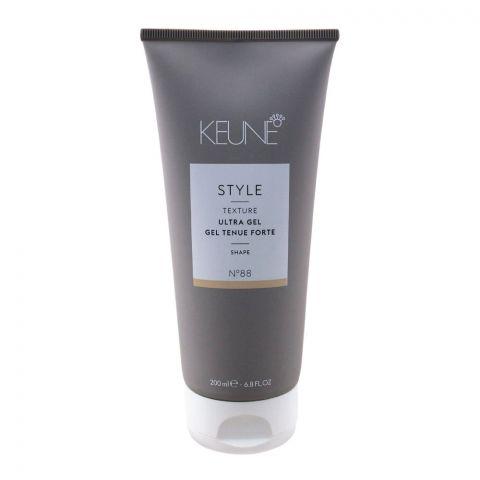 Keune Style Texture Ultra Gel, Shape, N-88, 200ml