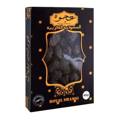 Royal Shamsi Ajwa Dates 400g