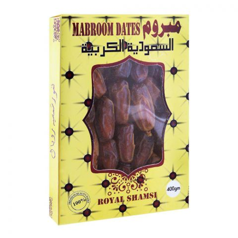 Royal Shamsi Mabroom Dates 400g