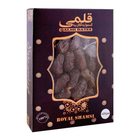 Royal Shamsi Qalmi Dates 400g