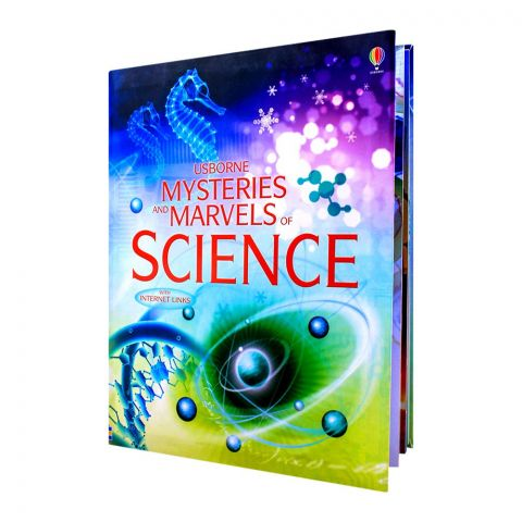 Usborne Mysteries & Marvels Of Science Book