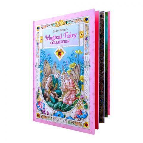 Magical Fairy Collection Book