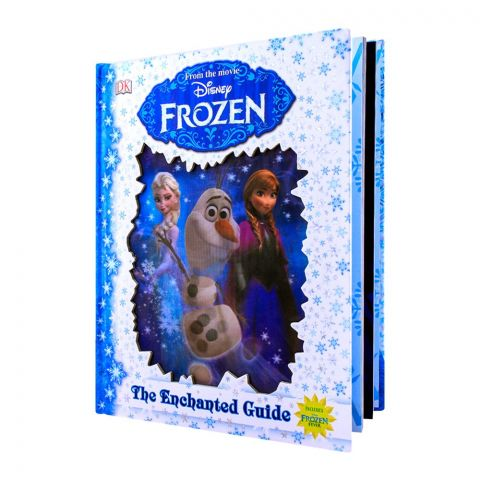 Disney Frozen The Enchanted Guide Book