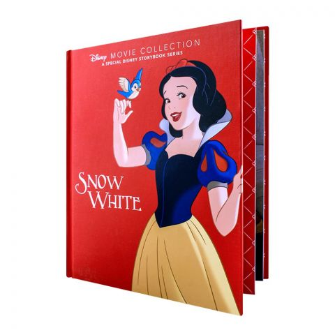 Disney Snow White Movie Story Book