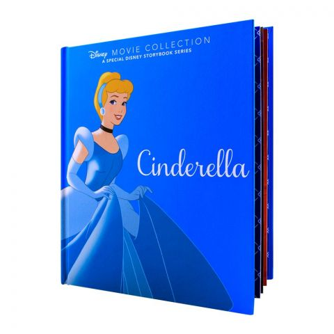 Disney Cinderella Movie Story Book