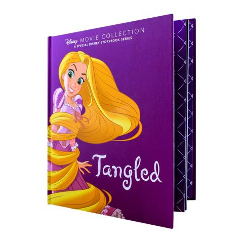 Disney Tangled Movie Story Book
