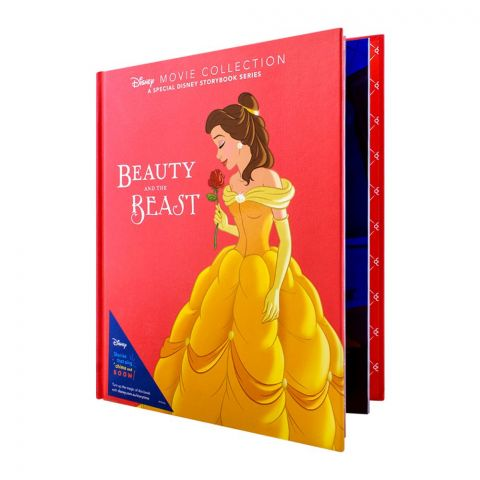 Disney Beauty And The Beast Movie Story Book
