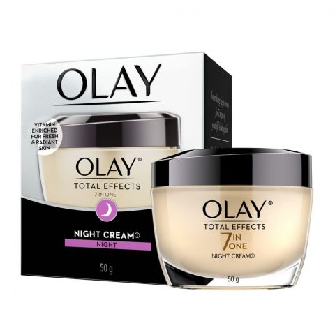 Olay Total Effects 7-in-1 Anti-Aging Night Cream 50gm