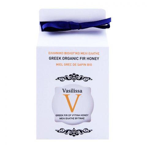 Vasilissa Greek Honey Organic Fir 250g