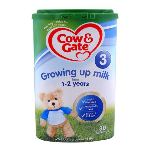 Cow & Gate Growing Up Milk No. 3
