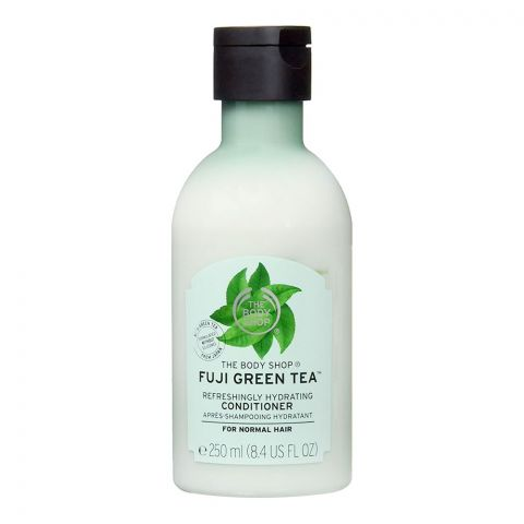 The Body Shop Fuji Green Tea Refreshingly Hydrating Conditioner, For Normal Hair, 250ml