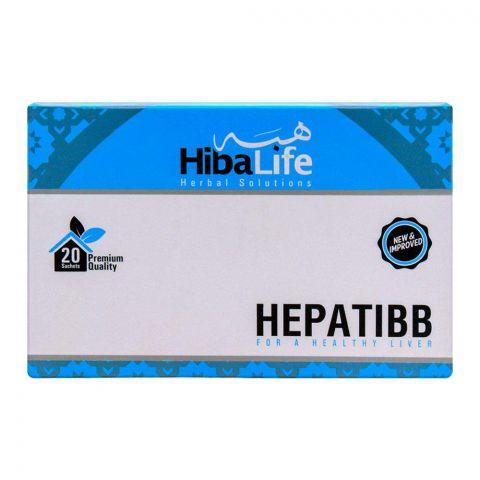 Hiba Life Hepatibb Sachet 20-Pack