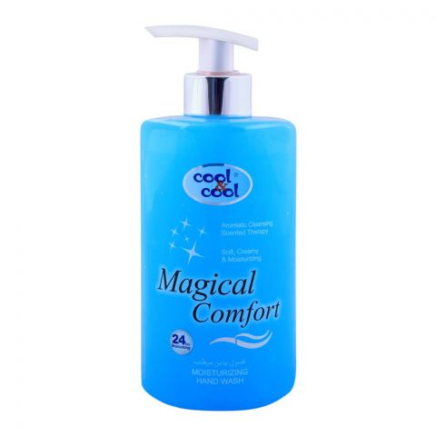 Cool & Cool Magical Comfort Moisturizing Hand Wash 500ml