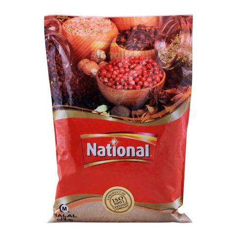 National Black Pepper Powder 1Kg Bag
