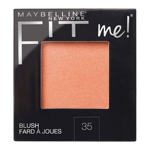 Maybelline Fit Me Blush, 35 Coral