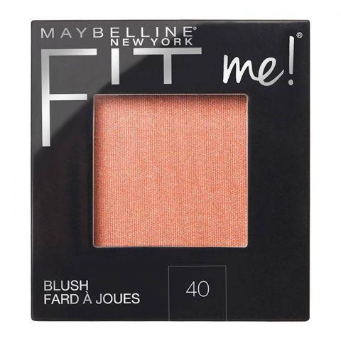 Maybelline Fit Me Blush, 40 Peach