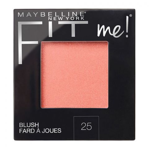 Maybelline Fit Me Blush, 25 Pink