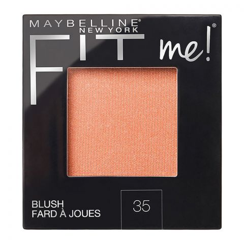 Maybelline Fit Me Blush, 30 Rose