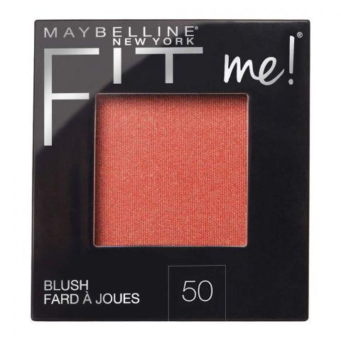 Maybelline Fit Me Blush, 50 Wine