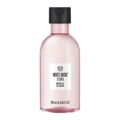 The Body Shop White Musk Flora Shower Gel, 250ml