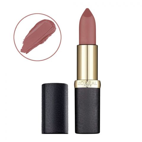 L'Oreal Paris Color Riche Matte Addiction Lipstick, 636 Mahogany Studs
