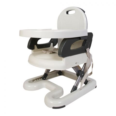 Mastela Baby Booster To Toddler Seat, Grey/Off-White, 7110
