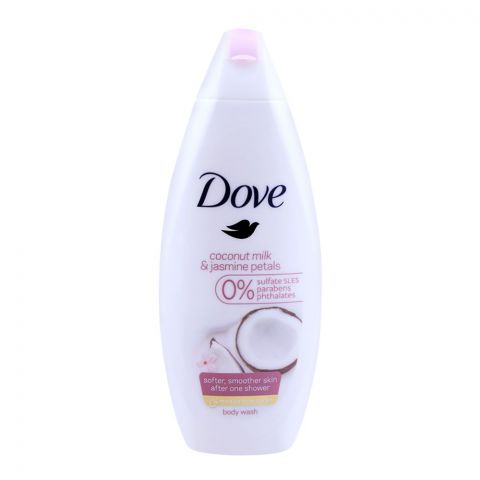 Dove Coconut Milk & Jasmine Petals Body Wash 250ml