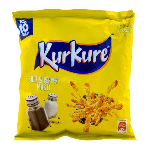 Kurkure Salt & Pepper Masti 20g