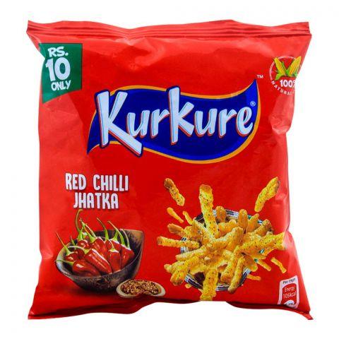 Kurkure Red Chilli Jhatka 20g