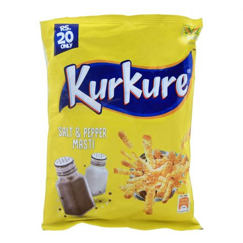 Kurkure Salt & Pepper Masti 38g