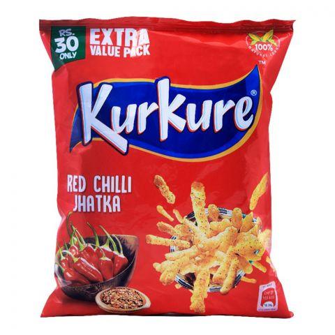 Kurkure Red Chilli Jhatka 64g