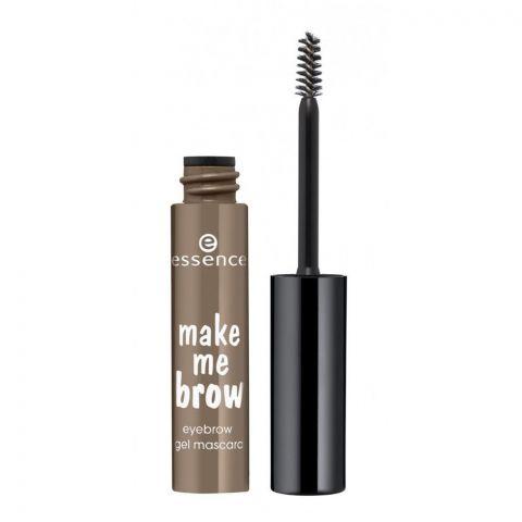 Essence Make Me Brow Eyebrow Gel Mascara, 03, Soft Browny Brows
