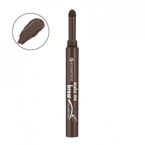 Essence Make Me Brow Powder Pen, 20, Brown